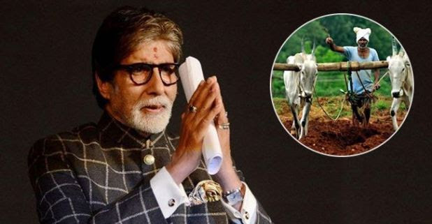 Amitabh Bachchan Fulfill His Promise And Pays Off The Loans Of 1398 UP Farmers