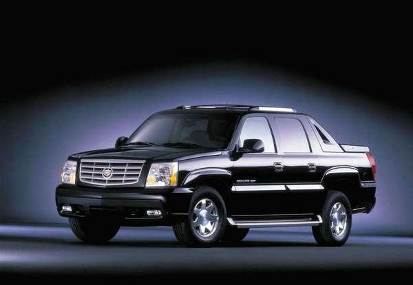 Cadillac Escalade EXT   truck review @ Top Speed