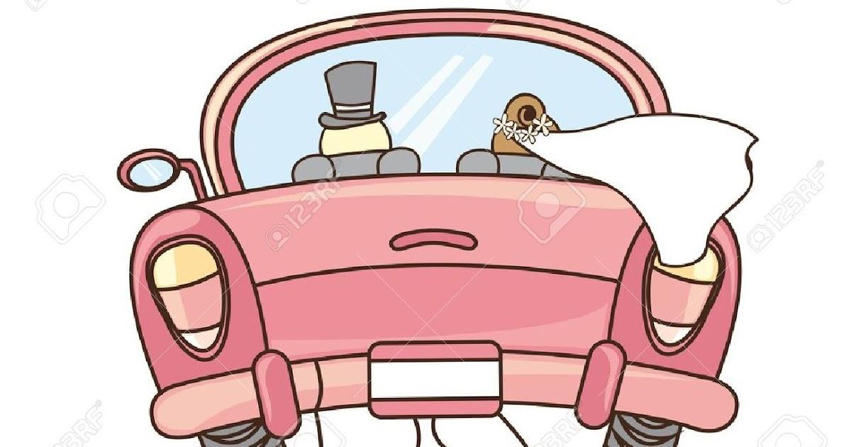 druckvorlage hochzeitsauto just married auto vorlage zum