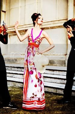 Alberta Ferretti for Macys