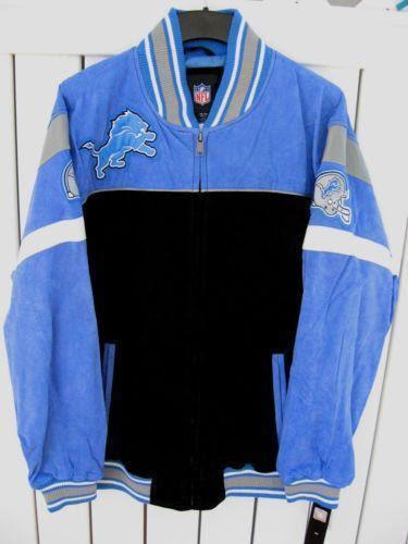 NFL Suede Jacket  eBay