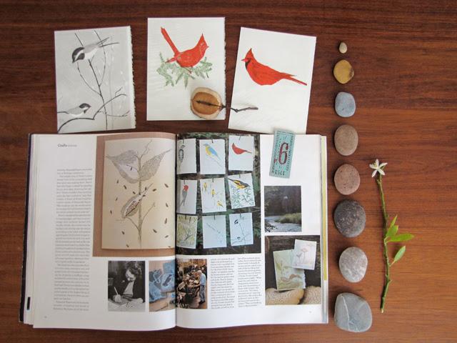 Gwen Frostic's work @ MSL magazine