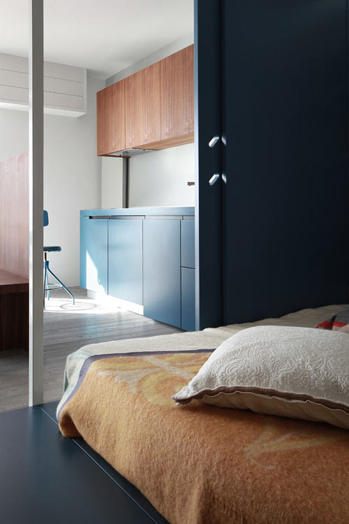 Fun House: Apartment in Juan les Pins by UdA Architetti in interior design architecture  Category