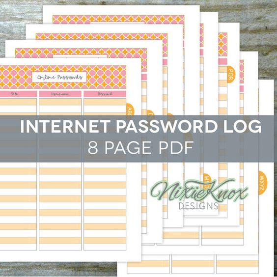 Journals, Website and Book on Pinterest