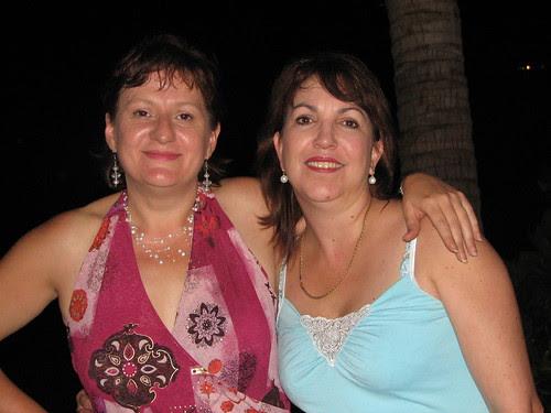 Barbara and Robyn