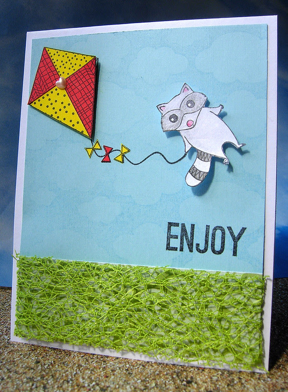 Janet's Scramble card 2