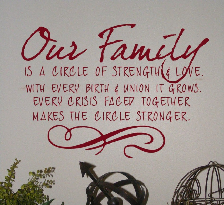 Importance Of Family Quotes Sayings Importance Of Family Picture