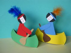 kids treats crafts indians