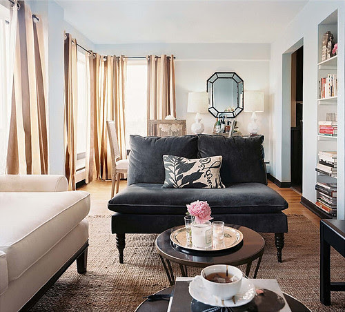 1 - Tranquil Atmosphere from Lonnymag JulyAug11, Interior Design Ideas and Inspiration
