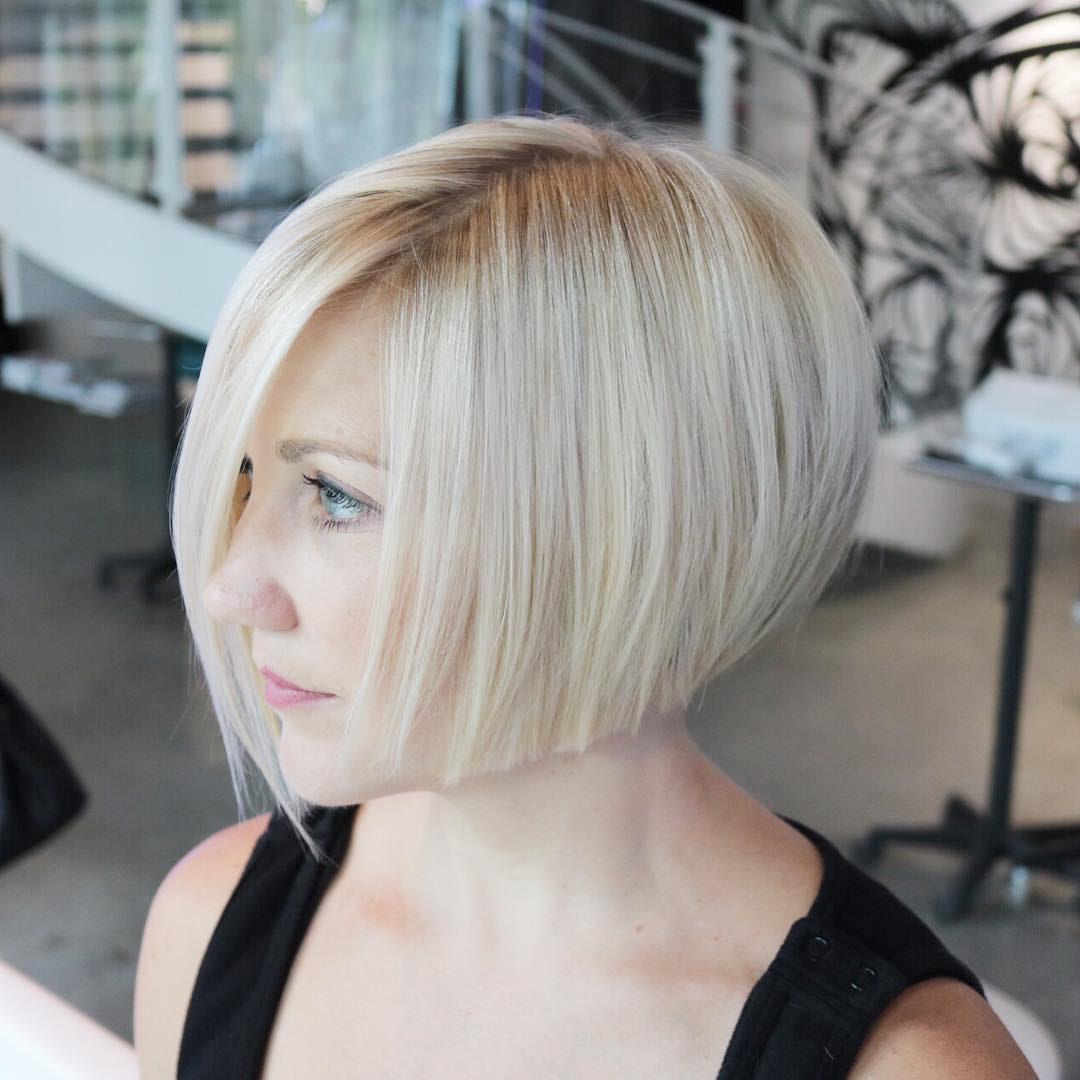 Very Short Bob Hair Cuts For Fine Hair Short Choppy Hairstyles For ...