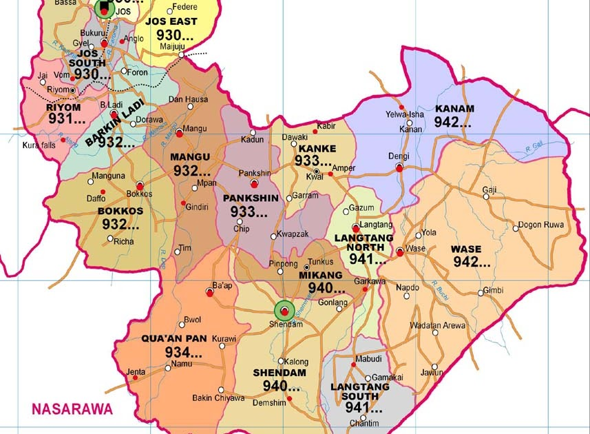 """Welcome to """"Naija Tell It"""": List of 27 Local Government Areas in Plateau State"""