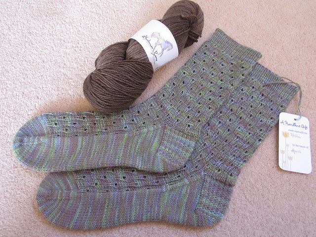 socks from Agnes (2)