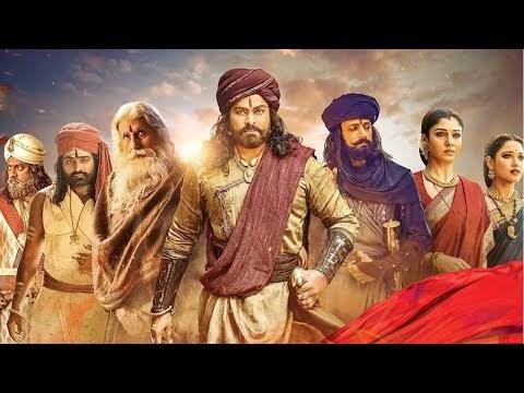Chiranjeevi & Kichcha Sudeep Latest Action Hindi Full Movie | Amitabh Bachchan, Anushka Shetty