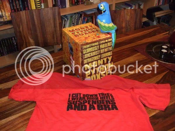 Monty Python Box Set