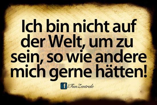 Lustige Sprüche Des Tages Deutsch Sprechen