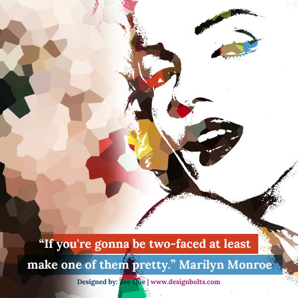 30 Inspiring Famous Marilyn Monroe Quotes Sayings About Love Life