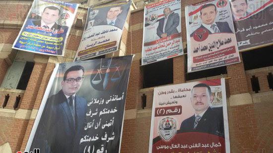 انتخابات المحامين بأسيوط (3)