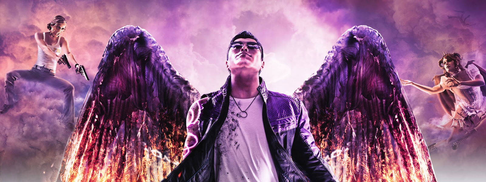 Saints Row Iv Gat Out Of Hell Review Ign