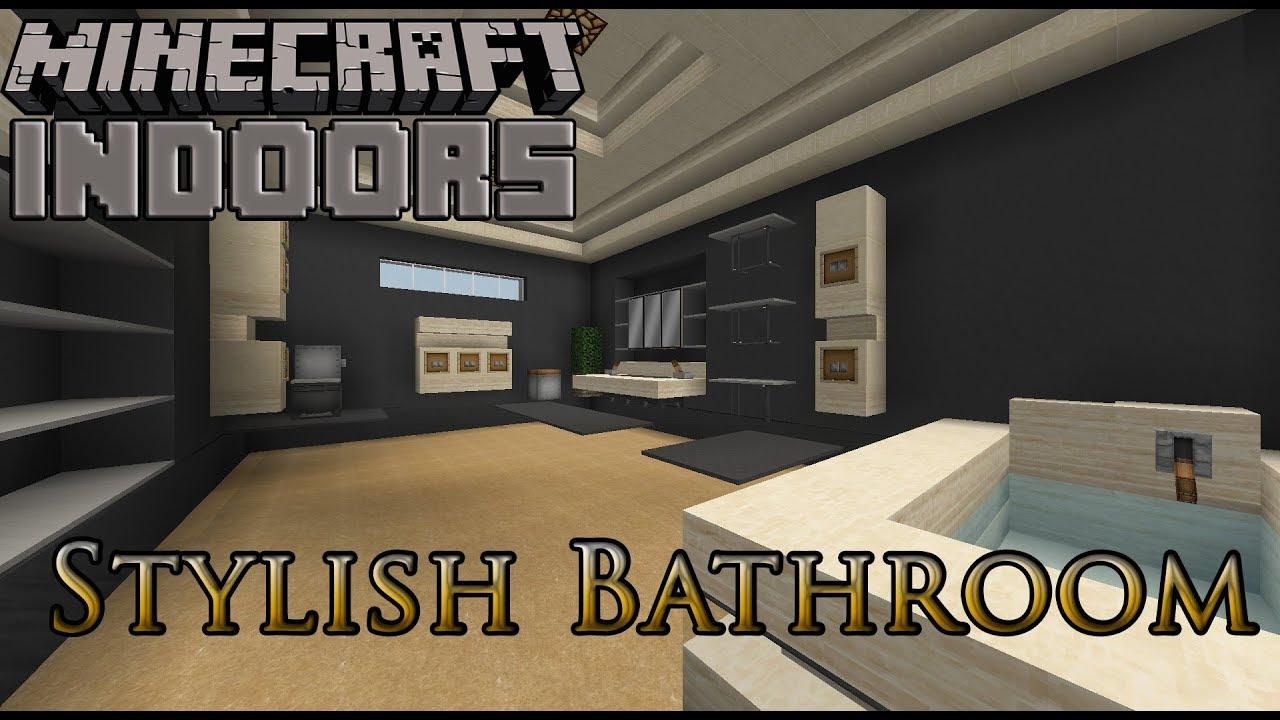 Bathroom Interior Design Minecraft | Minimalist Home 2016/2017 on