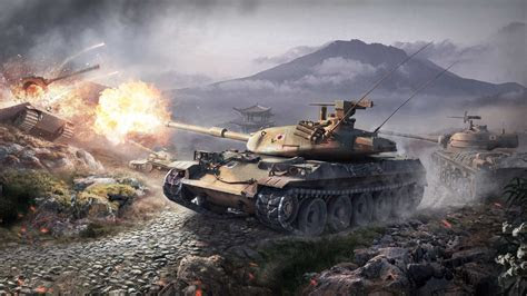 full hd wallpaper world  tanks tank japan battle