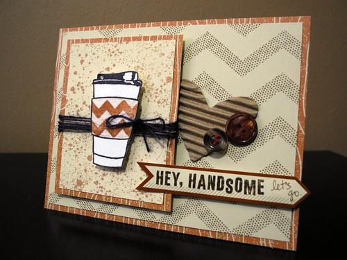 Hey, Handsome!