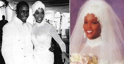 Favourite Whitney Houston Wedding Songs