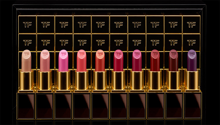 Tom Ford Lips and Boys Collection for Black Friday 2016