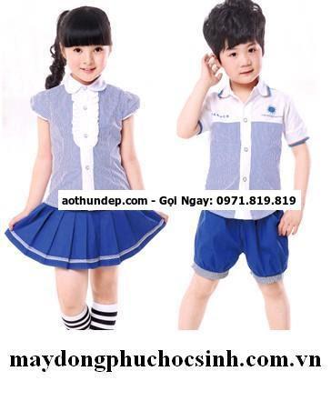 váy học sinh tiểu học