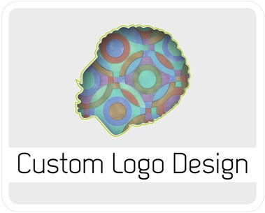 Custom Logo Design - Graphic Design and Illustration