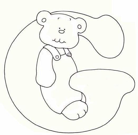 Disegno Orsetto Da Colorare Pagine Da Colorare E Stampabili Gratis