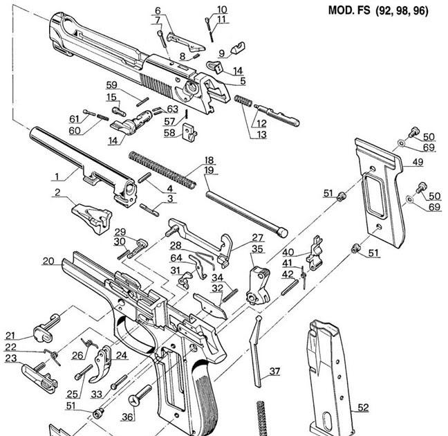 Ar 15 Blow Up Diagram