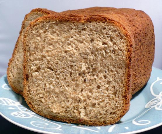 Whole Wheat Bread Bread Machine) Recipe - Food.com