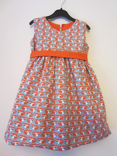 anika party frock