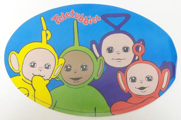Teletubbiesテレタビーズ ランチョンマット 横45cm おもちゃ屋 Knot A