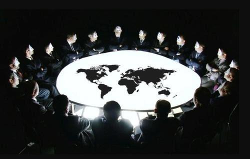 ¡Hunde el impuesto del nuevo orden mundial!