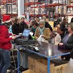 VIDEO. Noël avant l'heure chez WDK Groupe Partner à Tauxigny