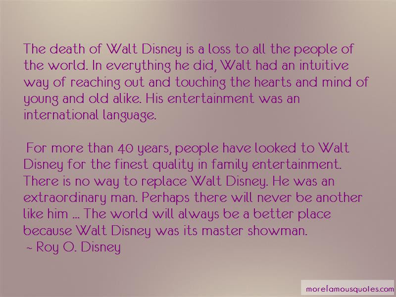 Quotes About Family Walt Disney Top 4 Family Walt Disney Quotes