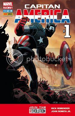 Marvel Now a la italiana