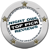 top pick, night owl review
