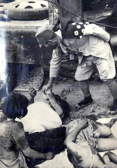 Hình ảnh Những hình ảnh chết chóc trong thảm họa bom nguyên tử Hiroshima số 5