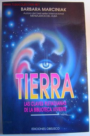 TIERRA de Bárbara Marciniak (Libros de Lance - Religión)