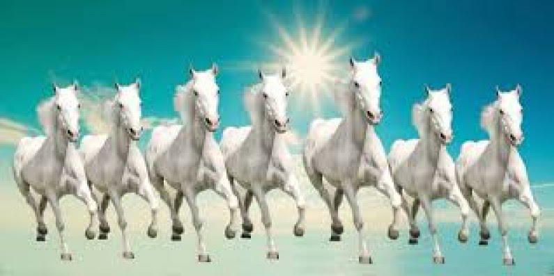 The Seven Running Horses Metaphysics Knowledge