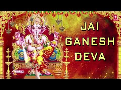 SHREE GANESH AARTI LYRICS IN HINDI AND ENGLISH JAI GANESH DEVA