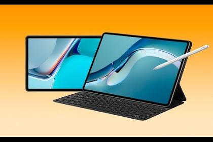 Apakah Huawei matepad 11 harmonyOS dapat menggantikan laptop?