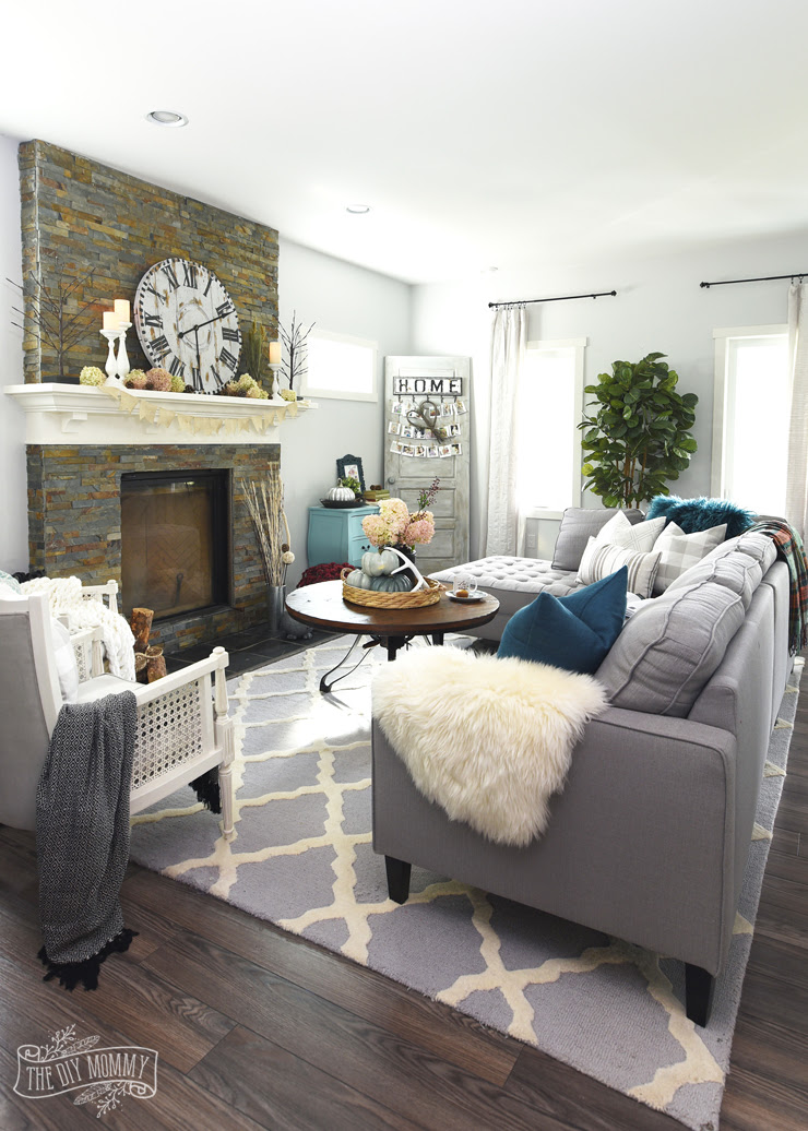 My Home Style Before and After: Modern Boho Country Living ...