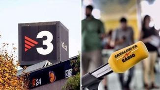 TV3 i Catalunya Ràdio, els mitjans més plurals, segons el CAC