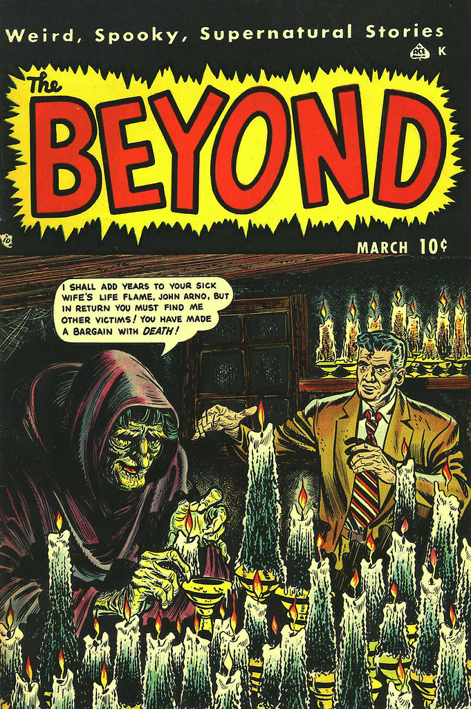The Beyond #3 (Ace, 1951)