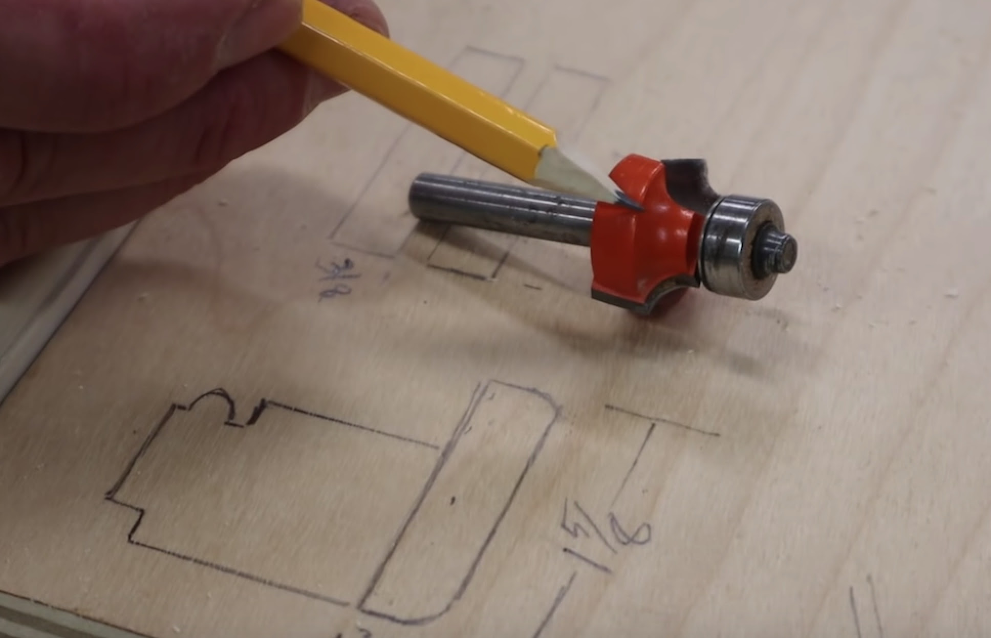 How To Make Molding With A Router Build A Picture Frame Free