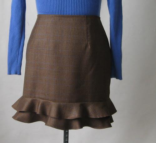Ruffle skirt for Liaback