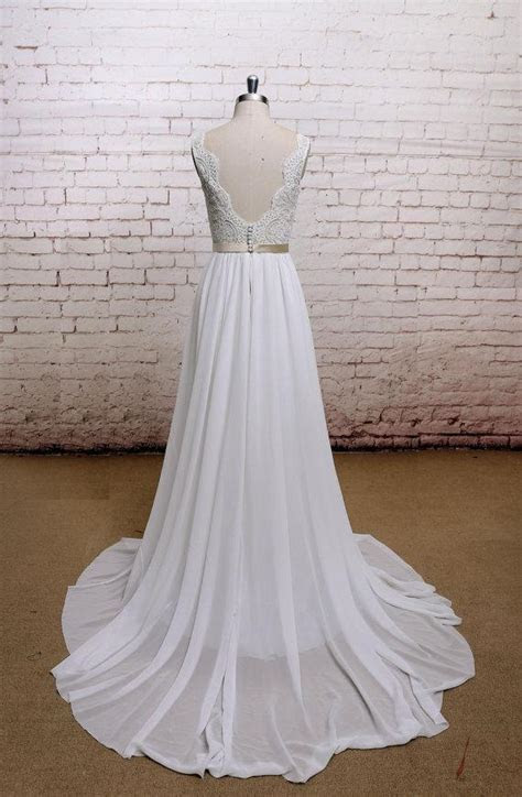 Wedding Dress,Wedding Gown, Champagne Lining Bridal Gown